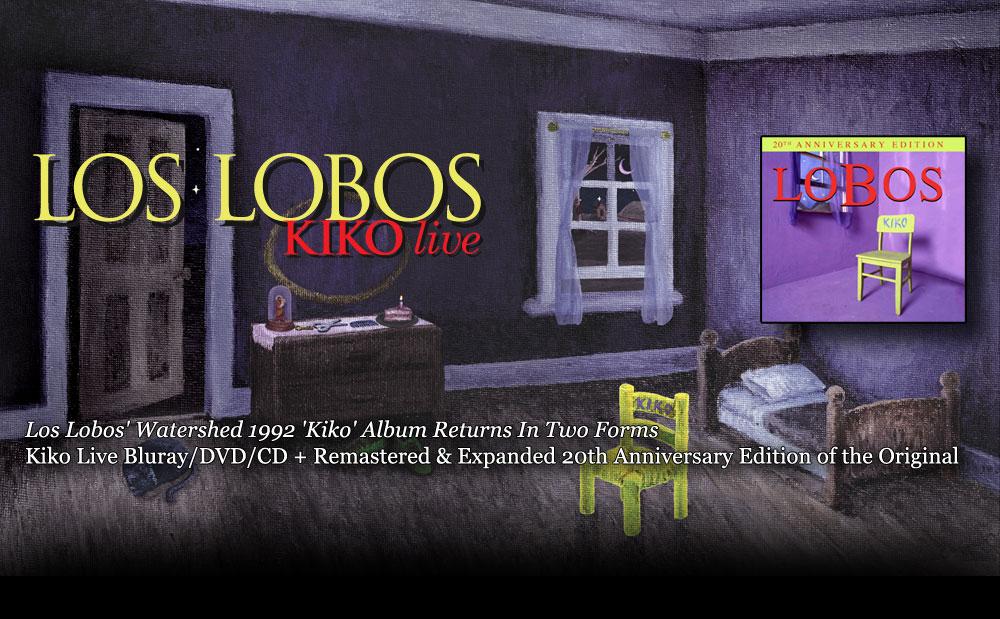 Los Lobos Kiko